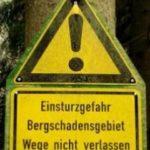 Bergbauliche Sicherung